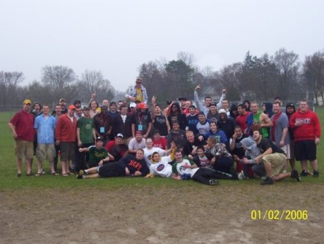 Coalition Of The Mitt Softball Tournament