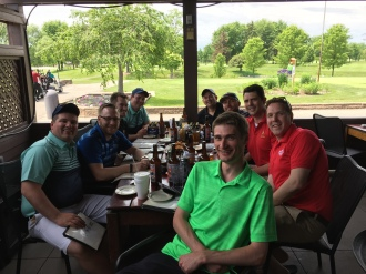 Metro Detroit Alumni Golf Outing